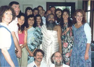 Seattle 1989, after pada puja